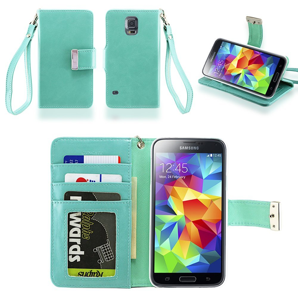 galaxy s5 wallet case